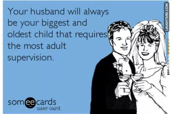 husband spouse always
