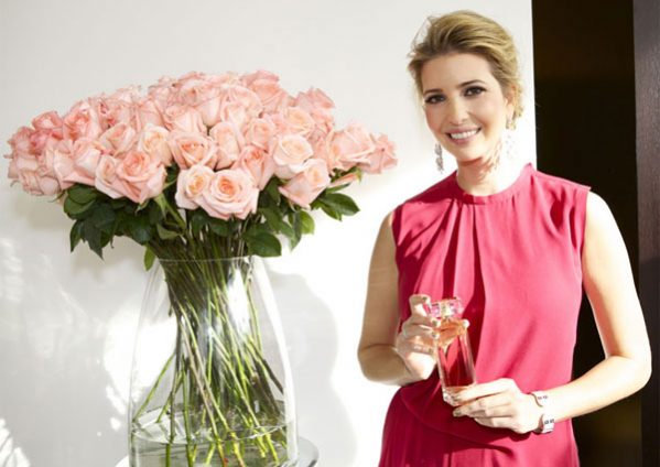 Ivanka Trump's Eau de Parfum Spray is currently #1 Seller On Amazon
