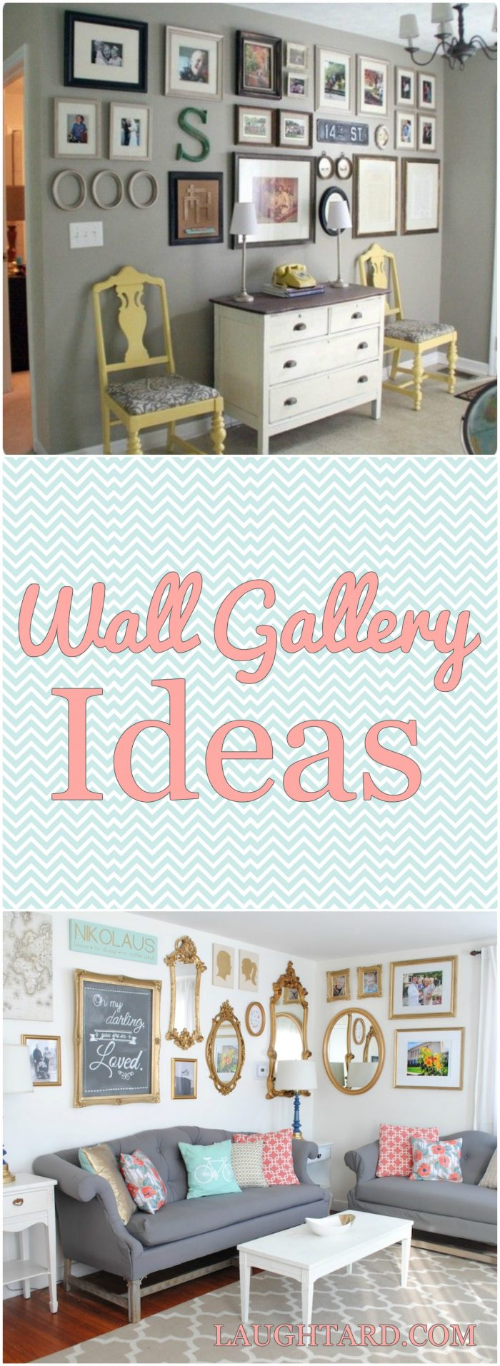 Gallery Wall Ideas You Will Love
