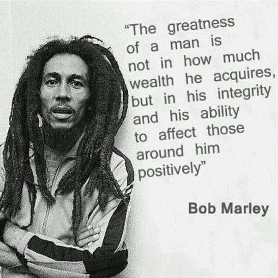 Bob Marley Quotes - Laughtard