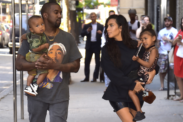 Kim And Kanye Hire Surrogate For Baby #3