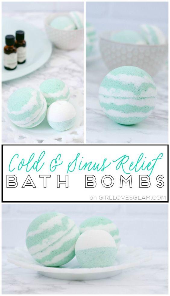 10 Of The Best DIY Bath Bombs