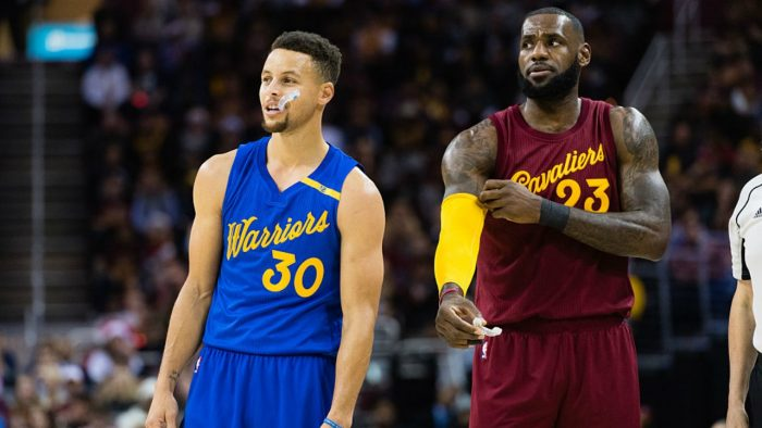 Lebron James Thinks Steph Curry Should Be Making $400 Million
