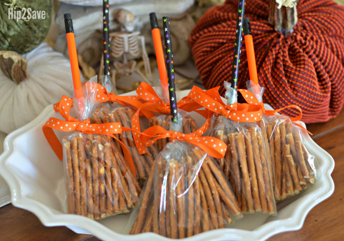 20 diy classroom halloween favors and treats - Diy Halloween Favors