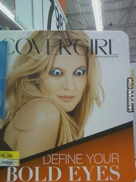 Cover Girl Bold Eyes.
