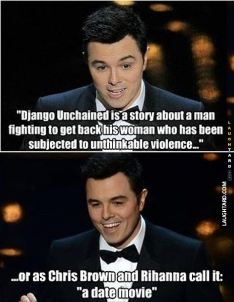 Django unchained is a story about a man and unthinkable violence.