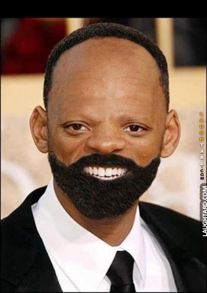 Will Smith Big Forehead