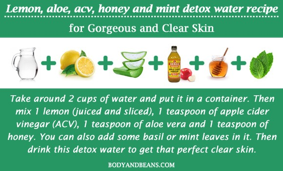 Detox Water Recipes That Will Make Your Body Happy 375034797