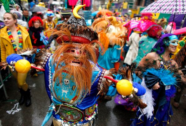 9 Things You Didn't Know About Mardi Gras