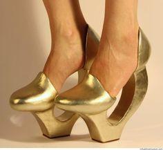 30 Weirdest Shoes In The World 574434038
