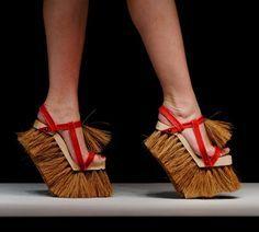 30 Weirdest Shoes In The World 807685494