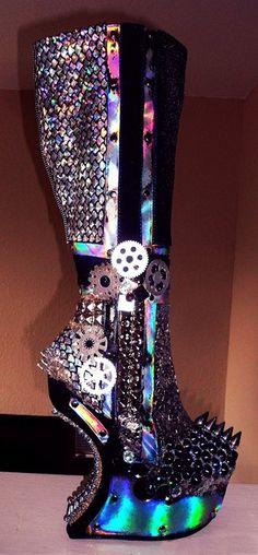 30 Weirdest Shoes In The World 244115131
