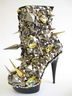 30 Weirdest Shoes In The World 449471662