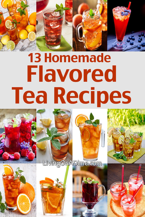 Deliciously Refreshing Tea Recipes 1171775023