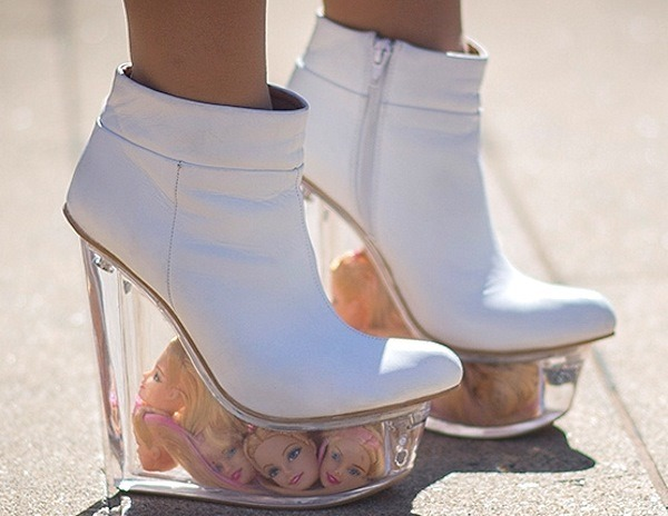 30 Weirdest Shoes In The World 713975261
