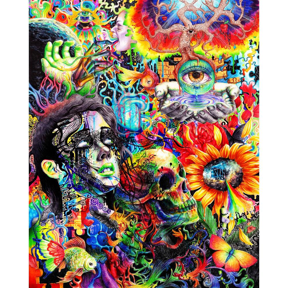 27 Cool #038; Trippy Pictures 383244057