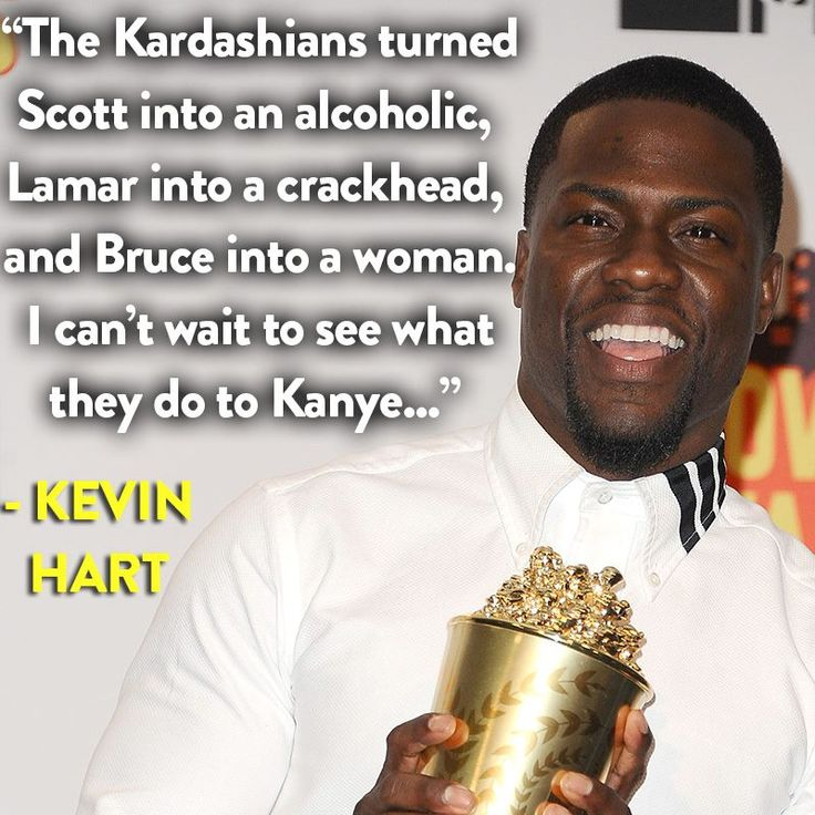 20 Of The Funniest Kevin Hart Quotes