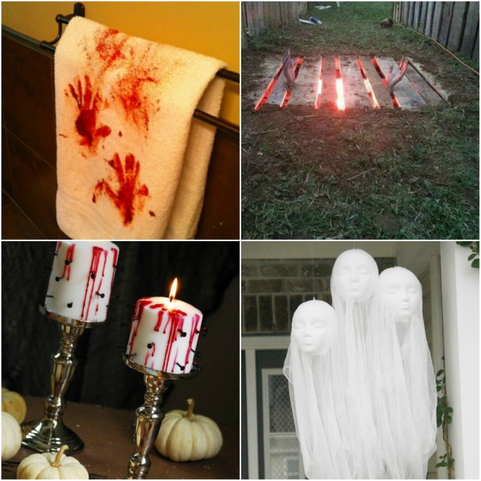 The Best Creepy DIY Halloween Decor