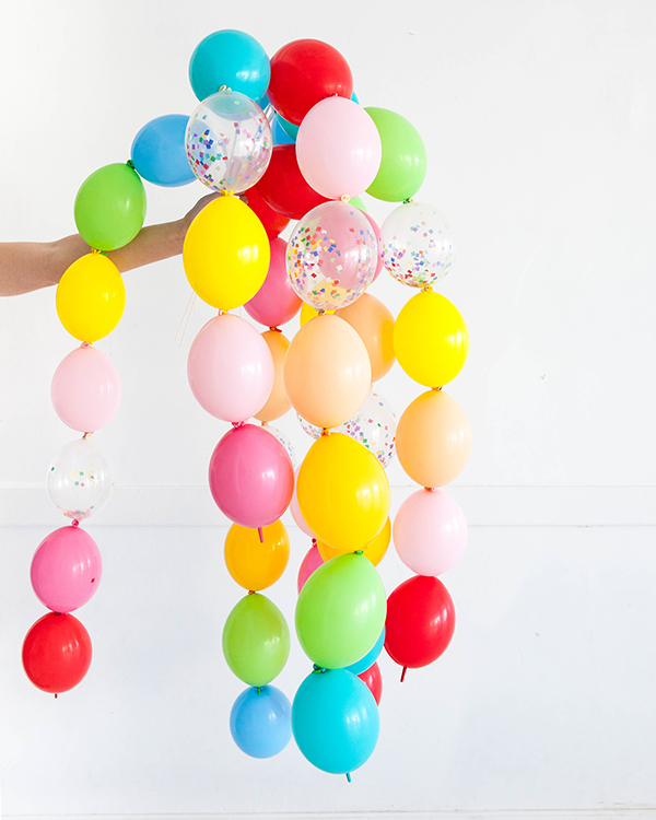 Cool Balloon DIYs For Your Next Party