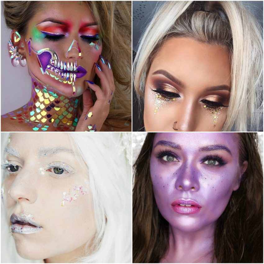 Out Of This World Makeup Ideas You'll Want To Copy