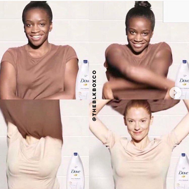 Dove Puts Out 'Racist' Ad And Customers Are Outraged