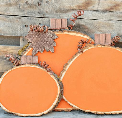 Creative DIY Ideas For Wood Slices