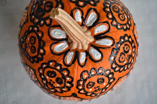 12 Easy No Carving Pumpkin Ideas