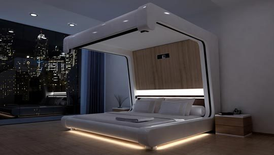 Top 8 Coolest Looking Mattresses #038; Bedrooms 1350521462