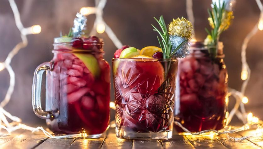 5 Refreshing Holiday Sangria Recipes