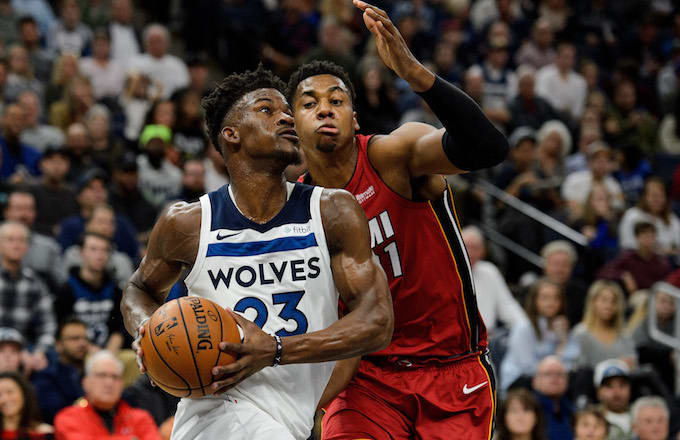 Jimmy Butler Is Requesting To Be Traded To The Miami Heat