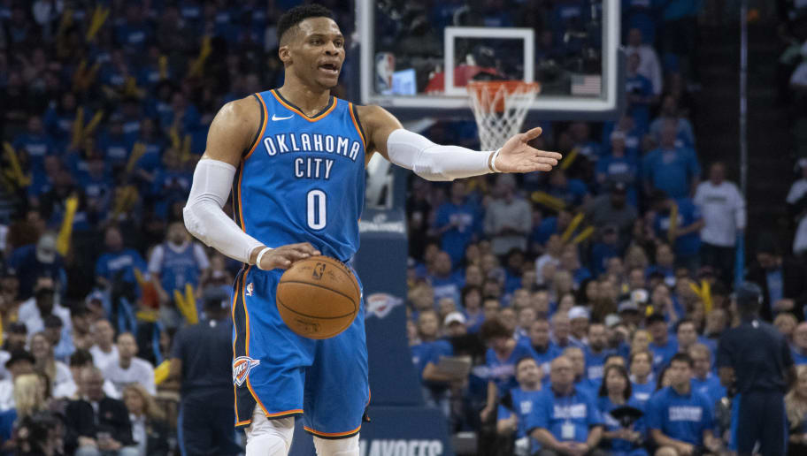 Russell Westbrook Has Surgery On His Knee