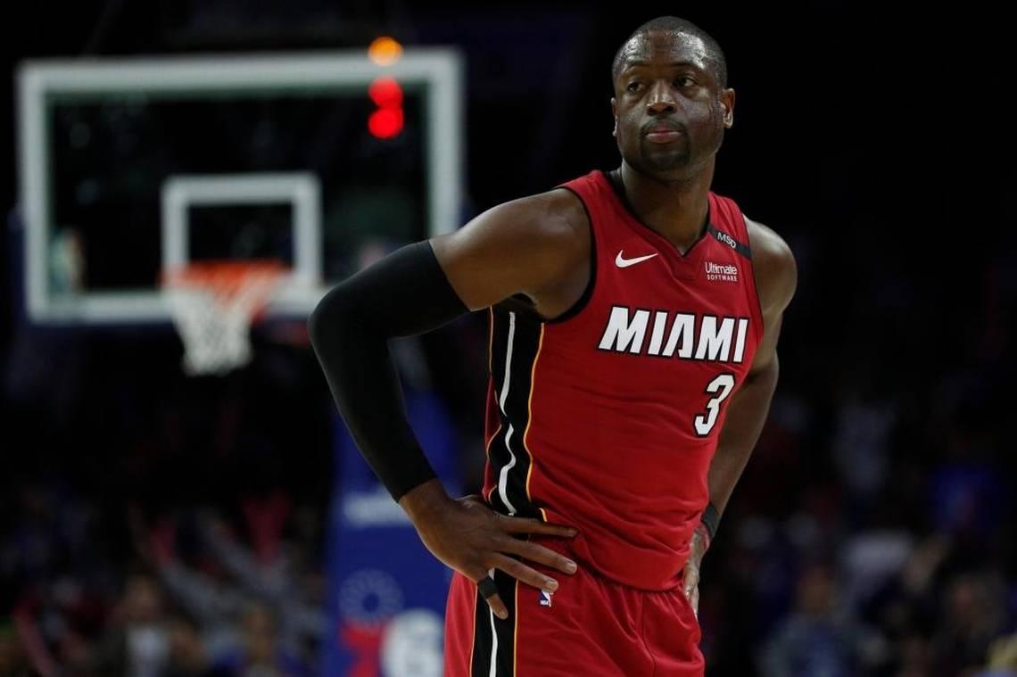 Dwyane Wade May Be Considering Retirement