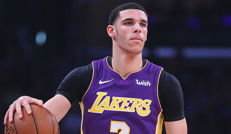 Lonzo Ball Ruled Out For Tuesday Game Against Denver Nuggets