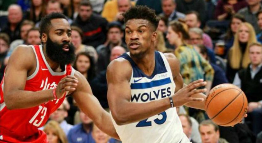 Houston Rockets Willing To Give Up Four First-Round Picks For Jimmy Butler