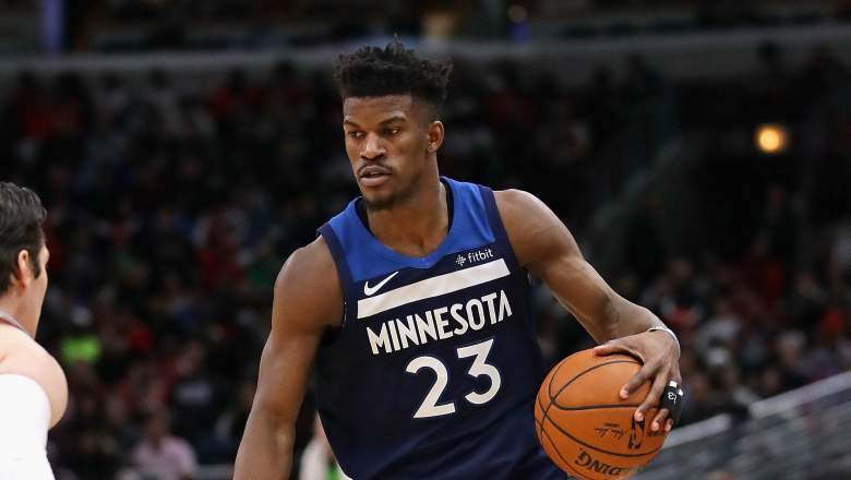 Timberwolves Thibodeau Update On Jimmy Butler 'We're trying'
