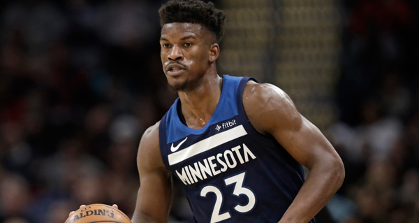 Jimmy Butler Calls Player Only Meeting With The Minnesota Timberwolves