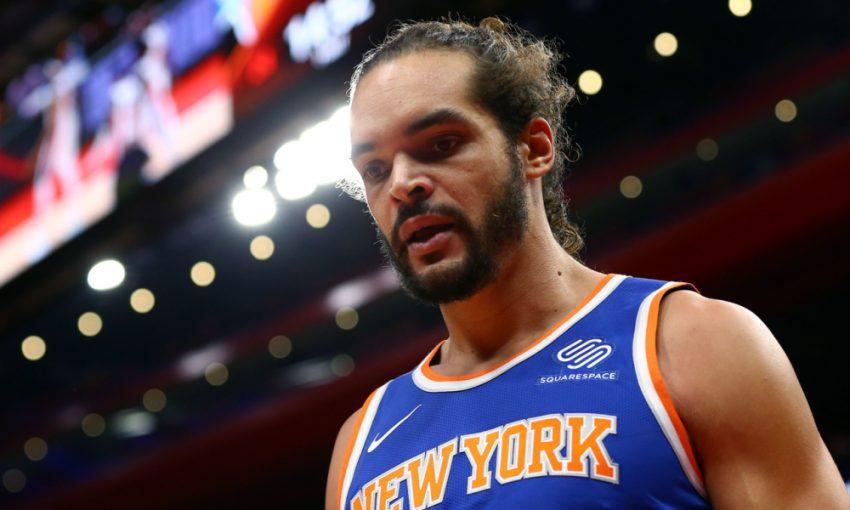 Joakim Noah Waived By The New York Knicks