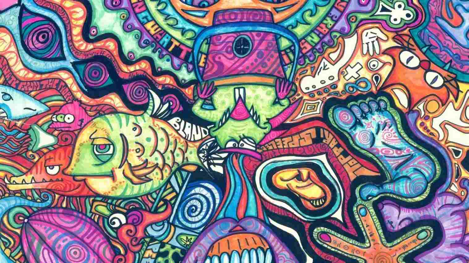 22 Coolest Trippy Pictures Ever!