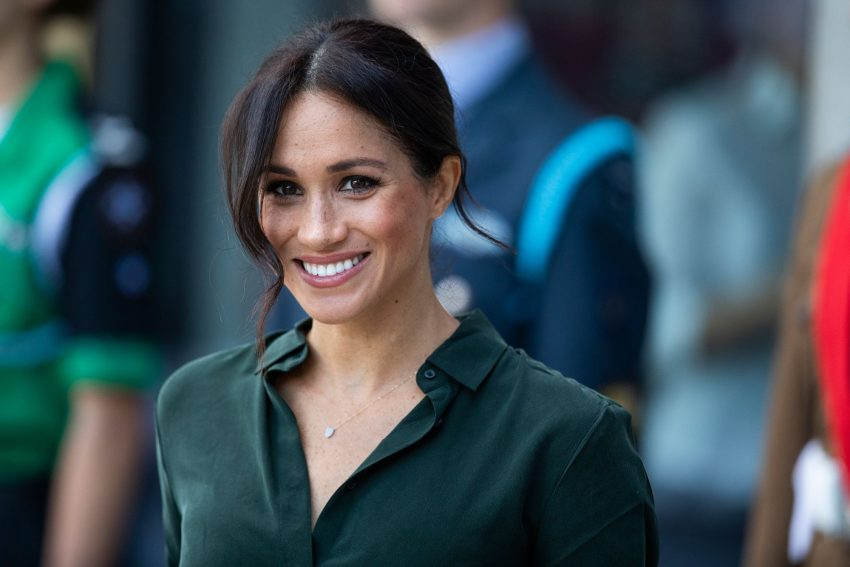 Meghan Markle Reacts To Fan Saying She Loves Her Mom