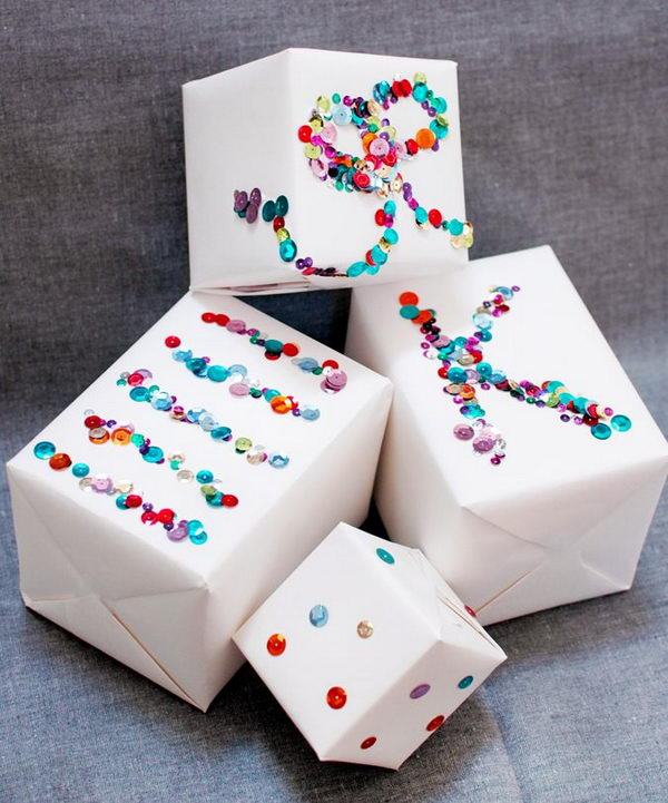 35 Brilliant Holiday Gift Wrapping Ideas