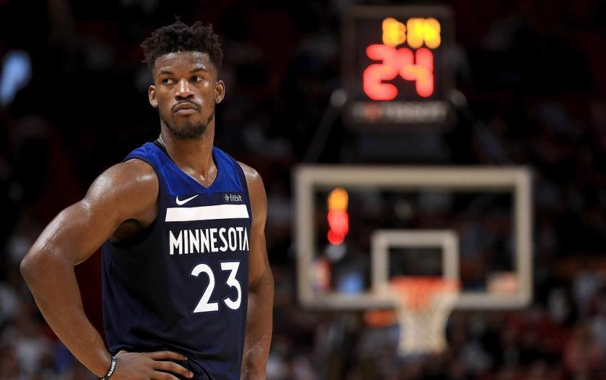 Jimmy Butler Traded To The Philadelphia 76ers