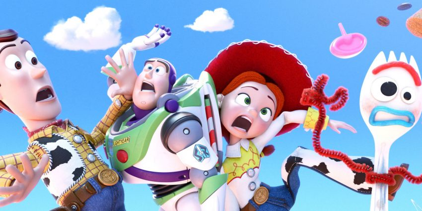 The Official Plot For Toy Story Has Been Released –Here's What It's About!