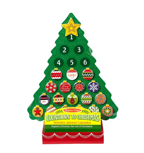 15 Festive Advent Calendars For Kids That Are Under $20
