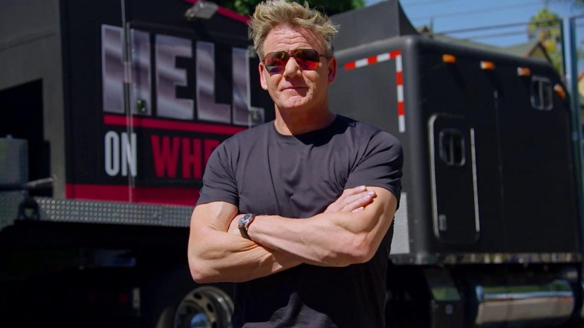 'Gordon Ramsay's 24 Hours To Hell And Back' Renewed For A Second Season