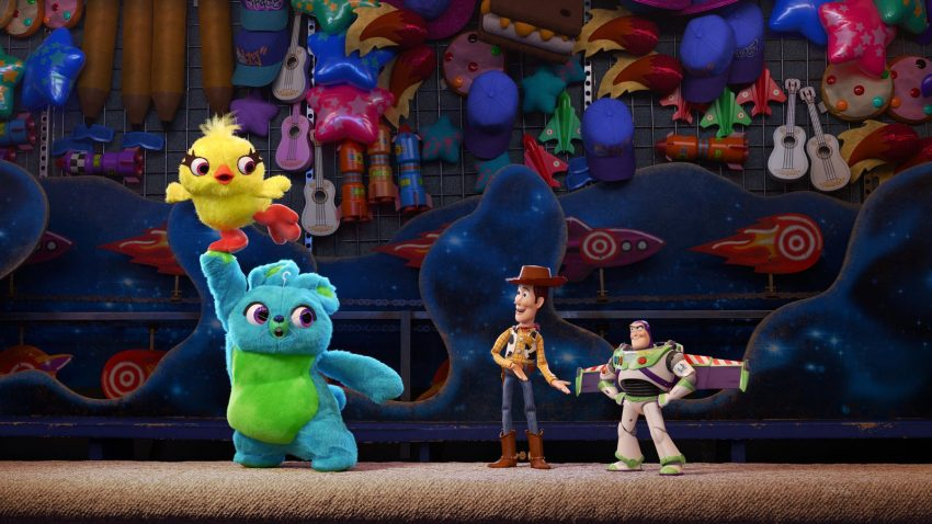 New 'Toy Story 4' Teaser Trailer Introduces Even More New Characters — Watch Now!