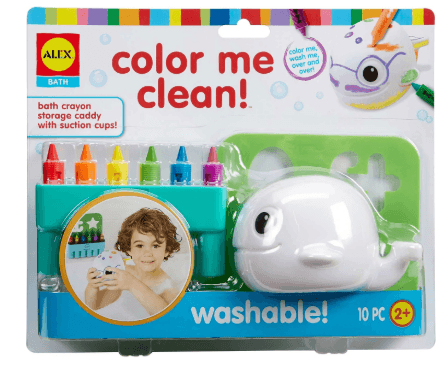10 Perfect Gifts For Toddlers Who Love Bath Time