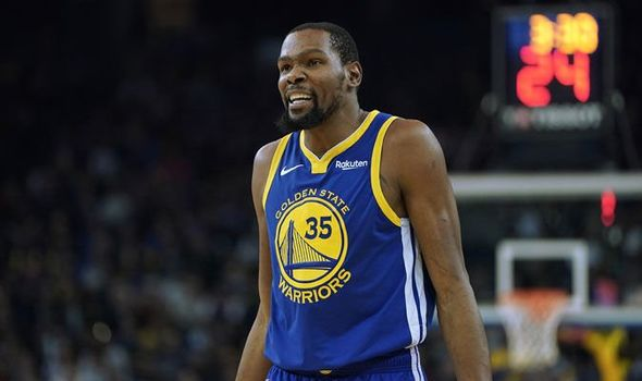 Kevin Durant Passes Larry Bird On All-Time Scoring List