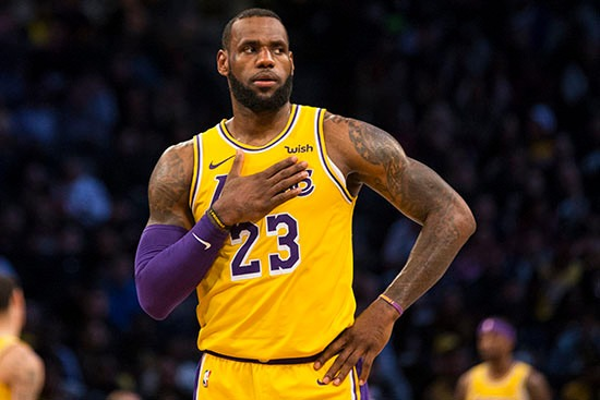 c1f9342dffe LeBron James Calls Himself The Greatest NBA Player Of All Time ...