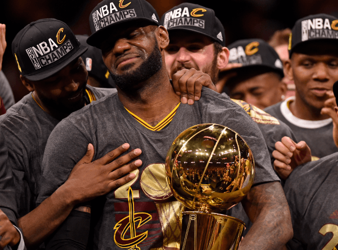LeBron James Calls Himself The Greatest NBA Player Of All Time