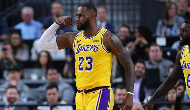 f4a48533fea LeBron James Expresses His Opinion About His Status With The Lakers ...